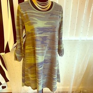 Others Follow Camouflage dress